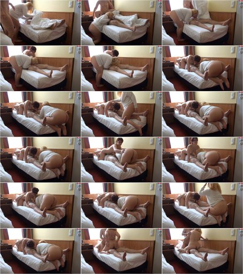 ActionGirl - Typ im Hotel mit Sex uberrascht 1/2 [FullHD 1080p] (MDH)
