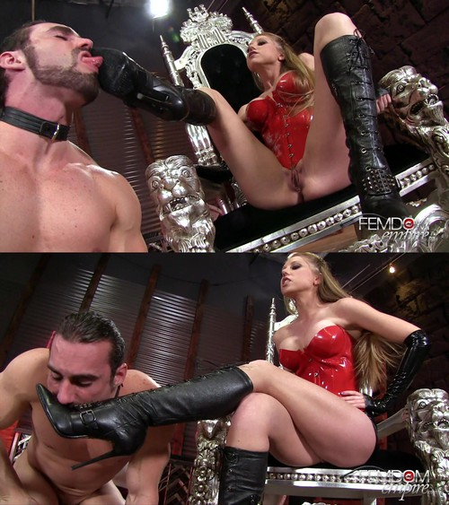 Shawna Lenee - Begging Boot Bitch [FullHD 1080p] (FemdomEmpire)