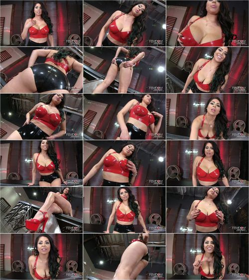 Jasmine Mendez - Jasmine Owns Your Dick [FullHD 1080p] (FemdomEmpire)