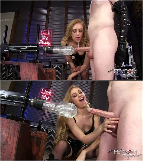 Lyra Law, (Lyra Louvel) - Hold your Nut! [FullHD 1080p] (FemdomEmpire)