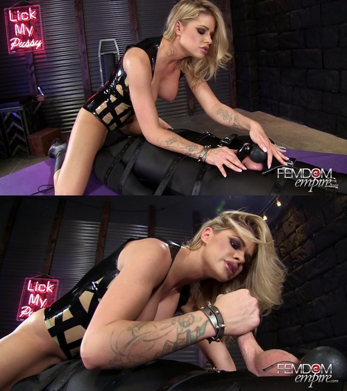 Jessa Rhodes - Chastity Cum Control [FullHD 1080p] (FemdomEmpire)