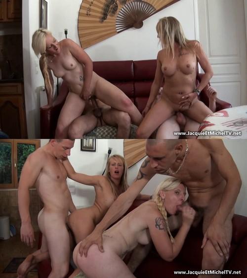 Mathilde, Candys - Surexcitation perverse ! [FullHD 1080p] (JacquieetMichelTV)