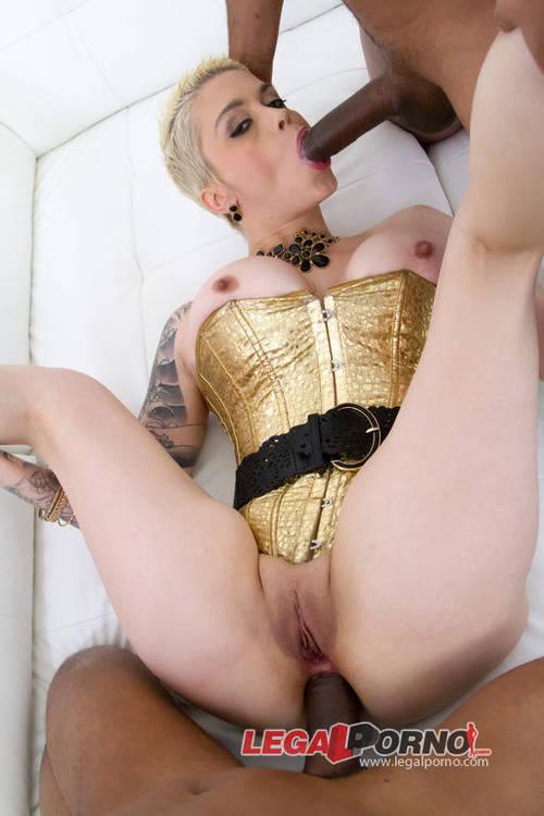 L3g4lP0rn0.com - Mila Milan - Mila Milan fucked by 2 black cocks (0% pussy) SZ1112 [HD 720p]