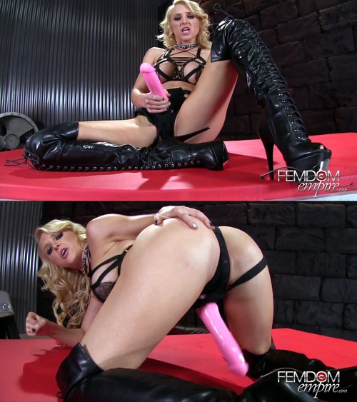 Alix Lynx - Strap-on Training Program