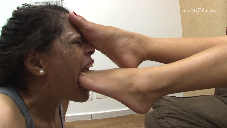 Something deep throat mastibation