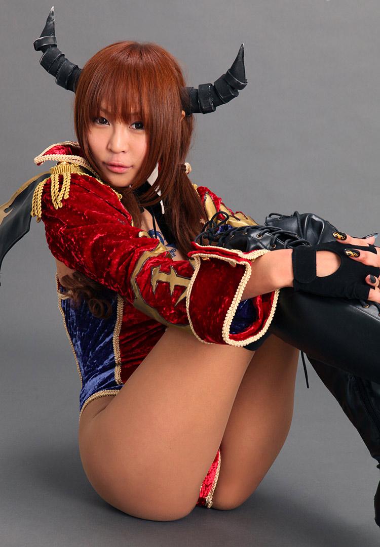 sayuri ono hot naked cosplay 02
