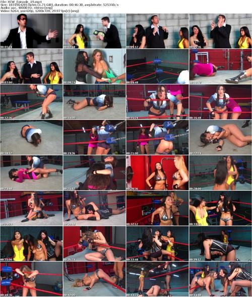 lesbian wrestling episode 2