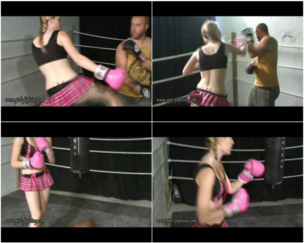 femdom balls boxing