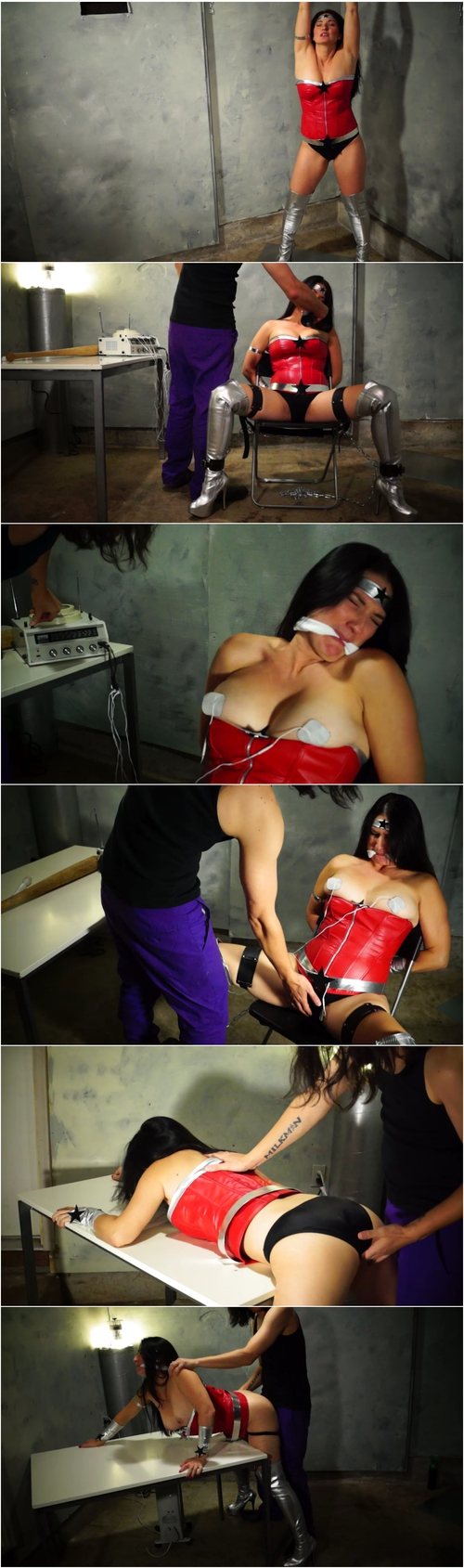 Piece super heroines bdsm see