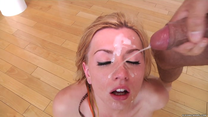 Hot sex cumshot