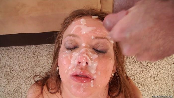 Kristina rose massive facial