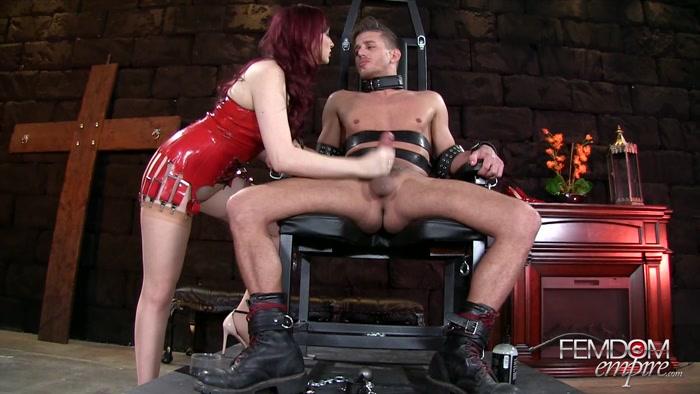 bondage chair sex film