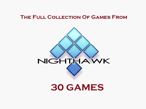 logo m - The Full Collection Of Games From Nighthawk (30 GAMES)
