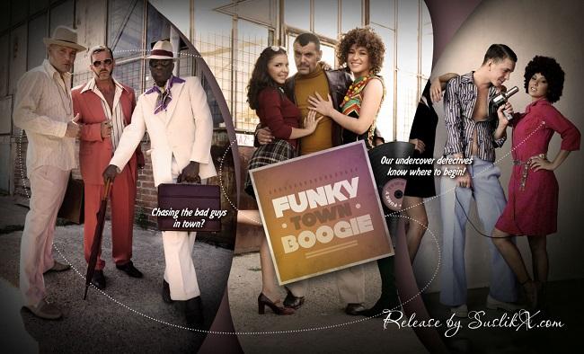 Funky town boogie (lifeselector,SuslikX)