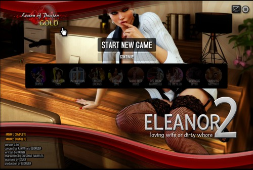 2016 04 08 161929 m - Eleanor 2 first update (21 April) ( Lesson of Passion) [2016]