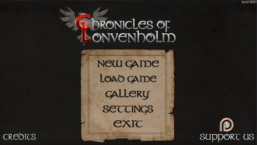 Chronicles of Lonvenholm [Version 0.3a] Keliar