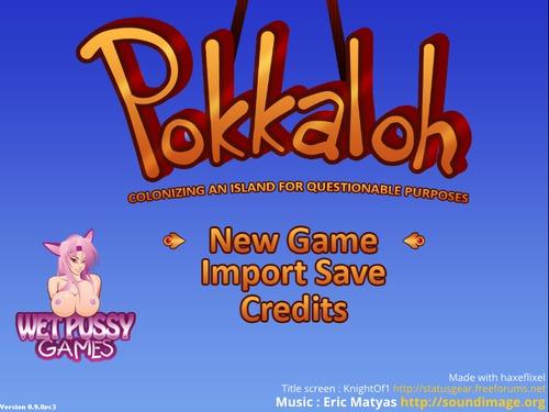 Pokkaloh: Colonizing an Island for Questionable Purposes (Pokkaloh) +Cheats