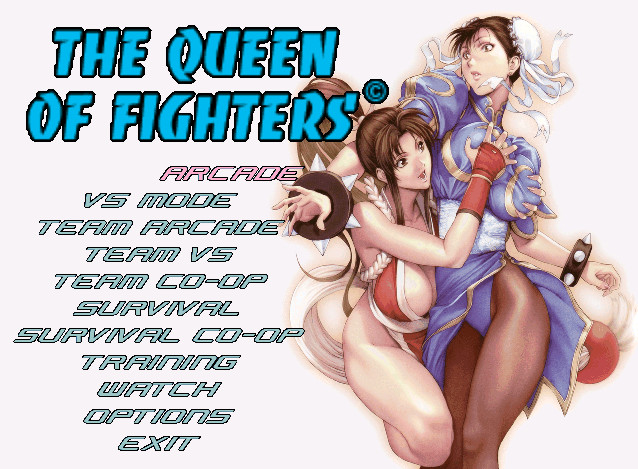 2016 07 27 190848 - The Gueen Of Fighters - XXX GAME