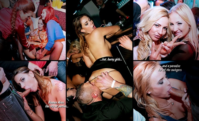 The Ultimate Swinger Party BUENOS AIRES (lifeselector,SuslikX)