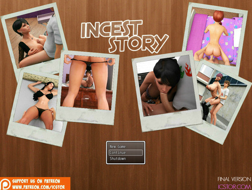 bandicam 2016 07 31 15 55 31 543 m - Incest Story (icstor) [Final Version] - XXX GAME
