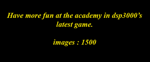 academy2info m - The Academy Part 2 (Vdategames) [2016] - XXX NEW GAME