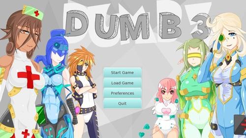 Dumb! 1, 2 & 3 (Mushi) [Visual Novel][18+] [English , French]