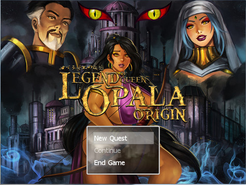 Legend of Queen Opala - Origin Episode 1 [Beta Ver.1.09] (GabeWork)