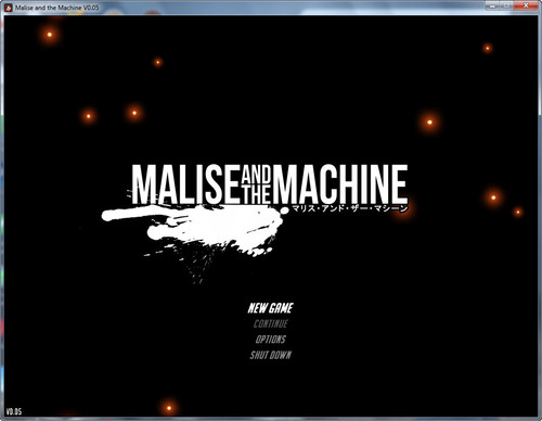 Malise and the Machine Version 0.05 (Eromancer) [September 2016]