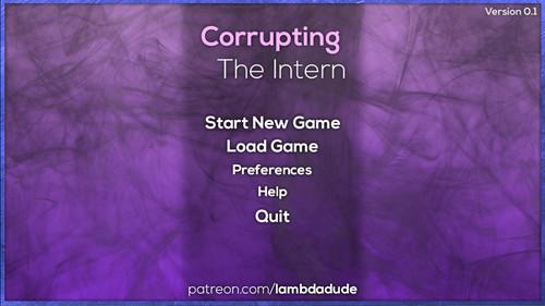 2016 10 03 203038 m - Corrupting The Intern [Version 0.1] (LambdaDude)