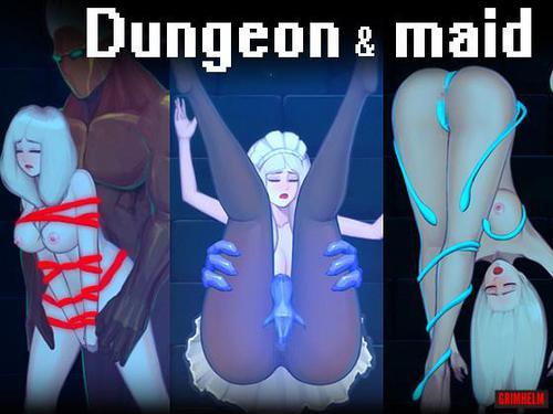 RJ162431 img main m - Dungeon & Maid (GRIMHELM) Full Version [English Version]