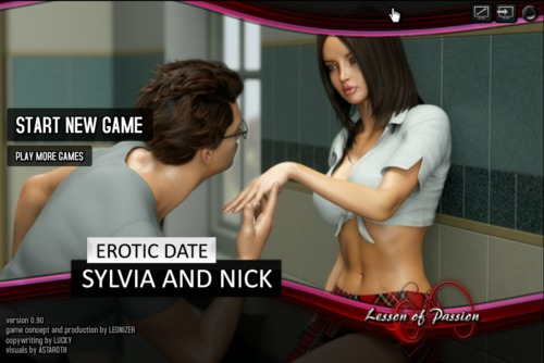 erotic dating games