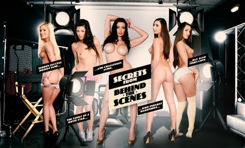 Lifeselector -  Secrets From Behind the Scenes English Game 2015
