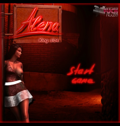 [3dfuckhouse] Alena Part 1+ 2 Police Story