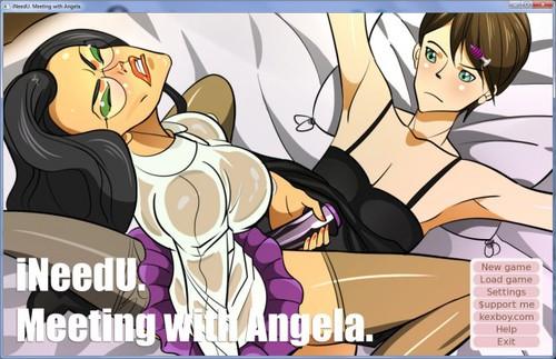 4e27defa8ea1d9cf57ad3caa2641c3d2 m - iNeedU. Meeting with Angela. [1.02] (KEXBOY)