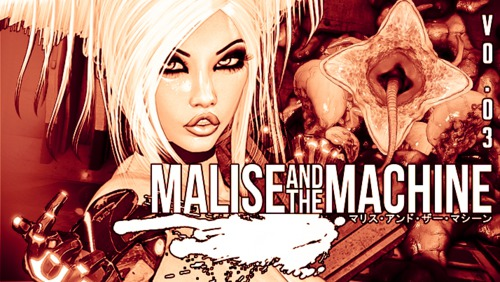 Malise and the Machine [0.03] (Eromancer)