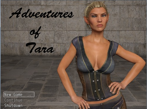 Reepyr - Adventures of Tara Eng Adult Game