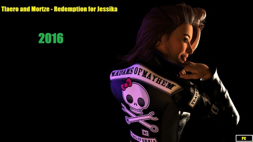 RfJwallpaper m - Tlaero and Mortze - Redemption for Jessika [XXX - GAME]