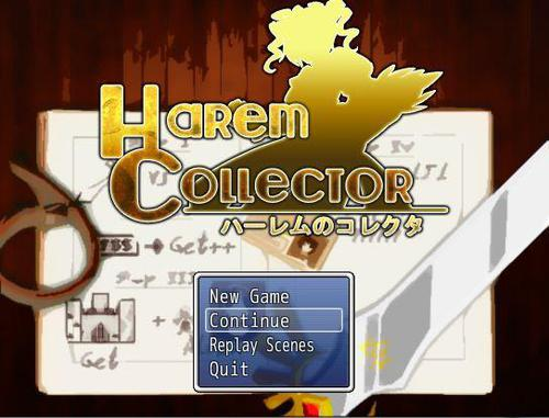 Bad Kitty Games - Harem Collector
