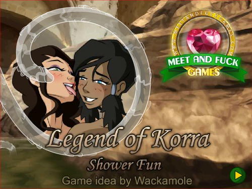Meet And Fuck Games -  Legend of Korra Shower Fun