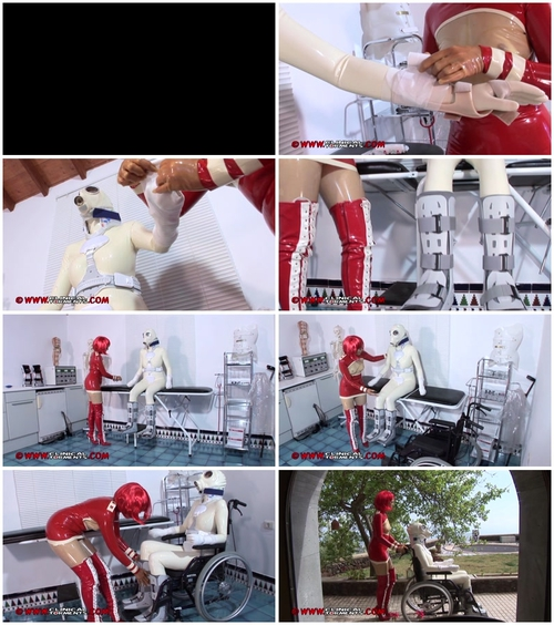 Clinical Latex Torments Rubber Fetish 016
