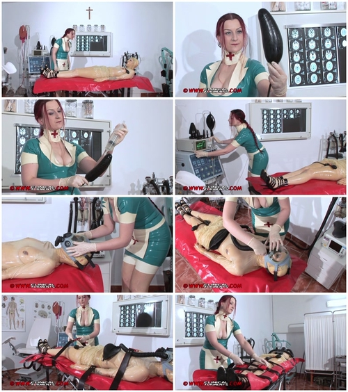 Clinical Latex Torments Rubber Fetish 006