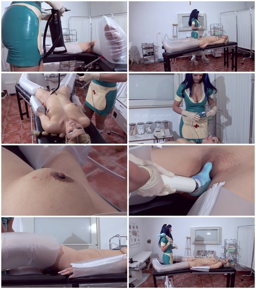 Clinical Latex Torments Rubber Fetish 007
