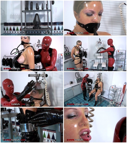 Latex – Rubber (Extreme Fetishes) 135