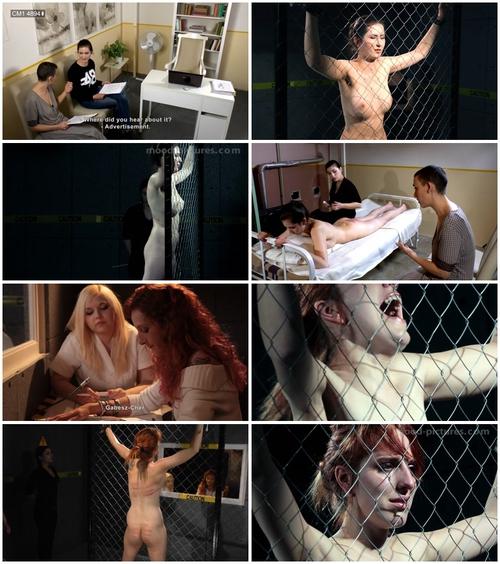 The Milgram Experiment 4 – BDSM, Torture, Spanking, Bondage, Hardcore