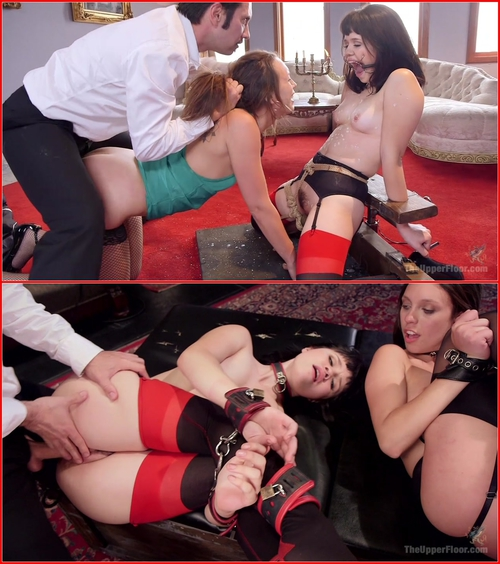 Yhivi And Jade Nile (The Whipping Girl Gets Fucked 03-07-2015) BDSM, Threesome, Bondage, Humiliation, BJ, Toys, Hardcore, All Sex