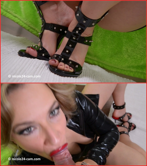Feets And High Heels Of Nicole 2015 – Heels Fetish Time