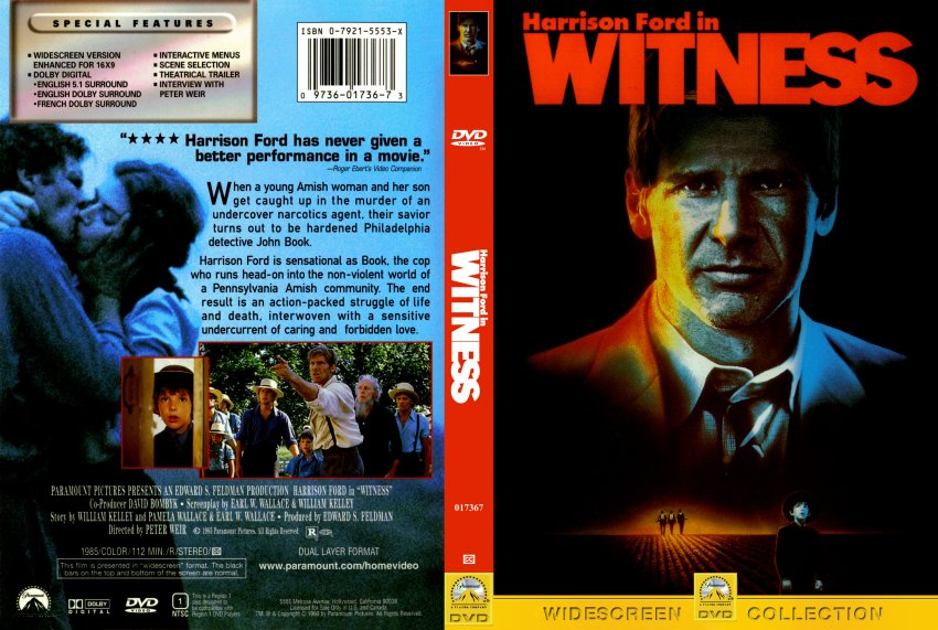 witness by peter weir