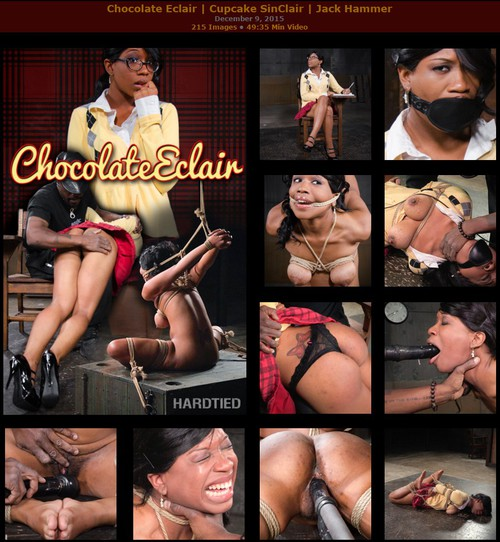 Dec 9, 2015: Chocolate Eclair | Cupcake SinClair | Jack Hammer