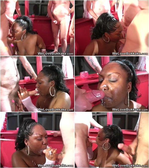 YES bukkake clip s Nikki