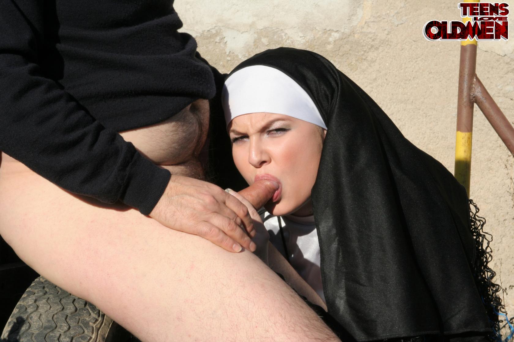 Русское Порнос Монашками